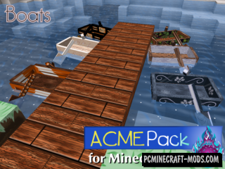 ACME Resource Pack For Minecraft 1.10.2, 1.9.4, 1.8.9