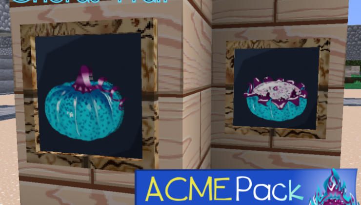 ACME HD 128x, 64x Resource Pack For Minecraft 1.14.4
