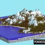 Arist Map For Minecraft