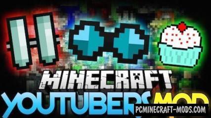 Minecraft Mods 1 7 2 – 1 7 10 | PC Java Mods & Addons | Part 57