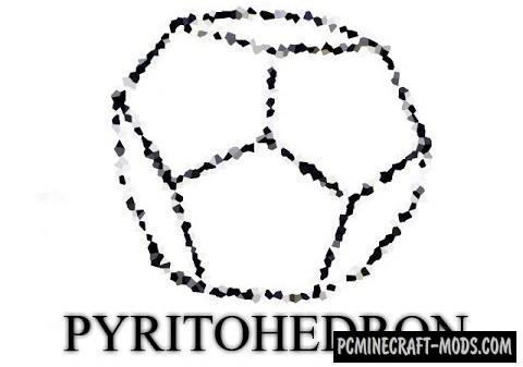 Pyritohedron Map For Minecraft
