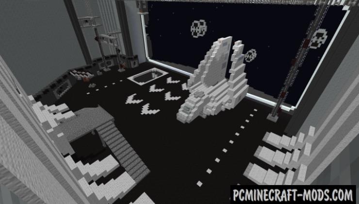 карта звездные войны на майнкрафт 1.7.2 #6