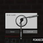 Locks Mod For Minecraft 1.12.2, 1.7.10