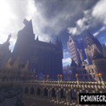 Harry Potter Mod For Minecraft 1.12.2, 1.12.1