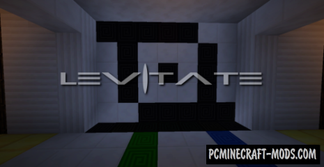 Levitate Map For Minecraft