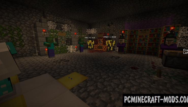 Prison Guard Map For Minecraft