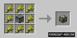Lucky Block Camo Mod For Minecraft 1.7.10