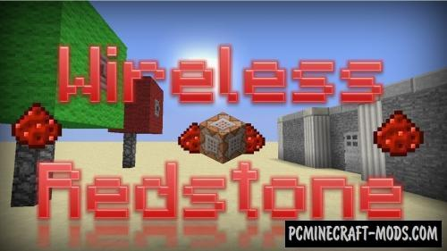 Wireless Redstone - Puzzle Map For Minecraft