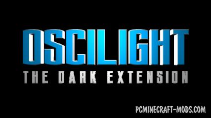Oscilight: The Dark Extension Map For Minecraft