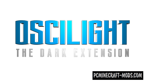 Oscilight: The Dark Extension Map For Minecraft