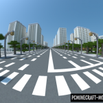 Al Naemani Emirates Map For Minecraft