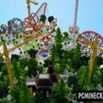 Playlist Park Map For Minecraft