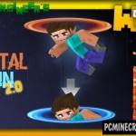 Portal Gun Command Block For Minecraft 1.8.8, 1.8