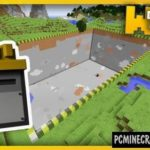 Mining Drills Command Block For Minecraft 1.11.2