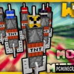 Piano Music Maker Command Block For Minecraft 1.11.2