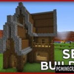 Generator modern home Command Block For Minecraft 1.11, 1.10.2