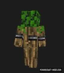 Three Skin For Minecraft