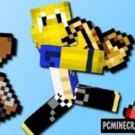 Player Skin Mod For Minecraft 1.12.2