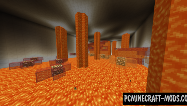 100 Stage Parkour Map For Minecraft
