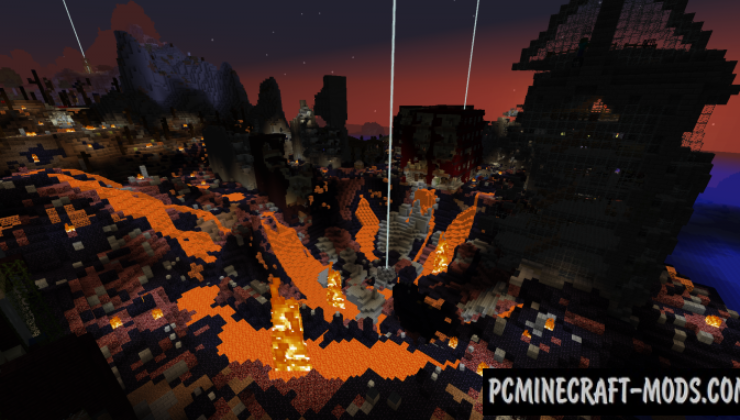 Ashes: Reborn - CTM, Finding Map For Minecraft