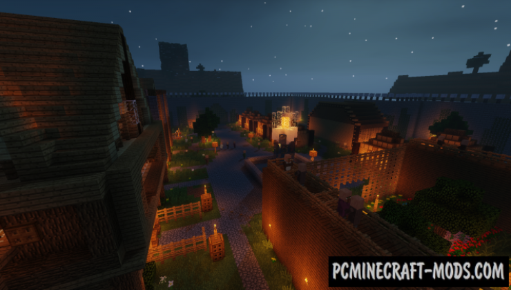 A Hero's Journey - Adventure Map For Minecraft