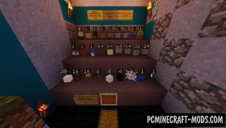 Base Race: Nostalgia Map For Minecraft
