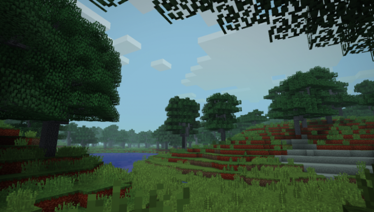 Misty World Mod For Minecraft 1.12.2, 1.11.2, 1.10.2