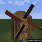 Air Support Mod For Minecraft 1.12.2, 1.11.2, 1.10.2