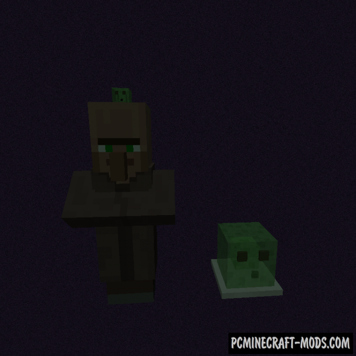 Statues Mod For Minecraft 1.12.2, 1.11.2, 1.10.2