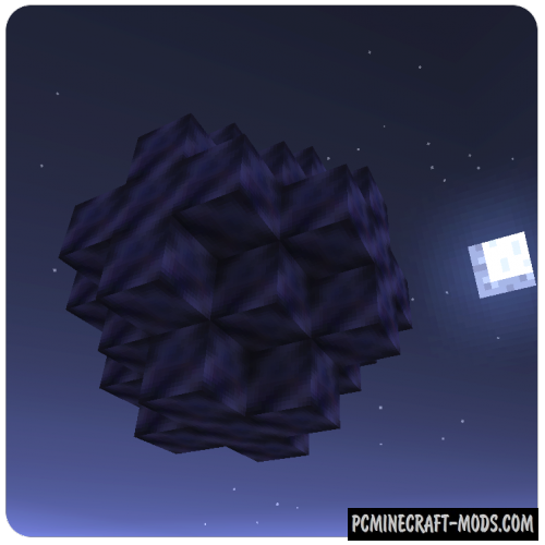 Wasteland Meteors Mod For Minecraft 1.12.1, 1.11.2