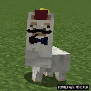 Better Than Llamas - Decor Creature Mod For Minecraft 1.14.4, 1.12.2