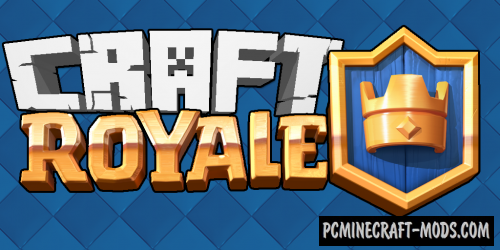 Craft Royale Map For Minecraft