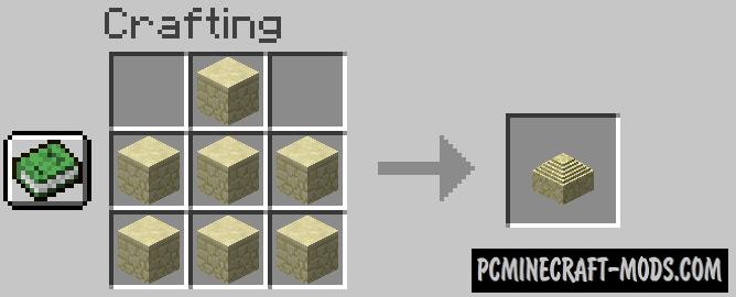 Gargoyles - New Monster Mod For Minecraft 1.12.2
