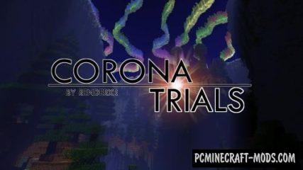 Untold Stories 4: Corona Trials Map For Minecraft