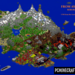 From Flames: Reborn Map For Minecraft