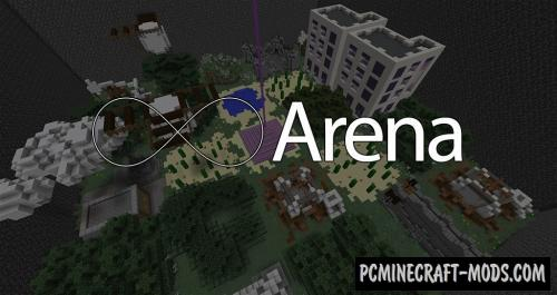 Infinity Arena - PvP Map For Minecraft