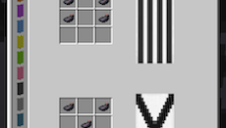 Just Enough Pattern Banners - Decor Mod For Minecraft 1.12.2