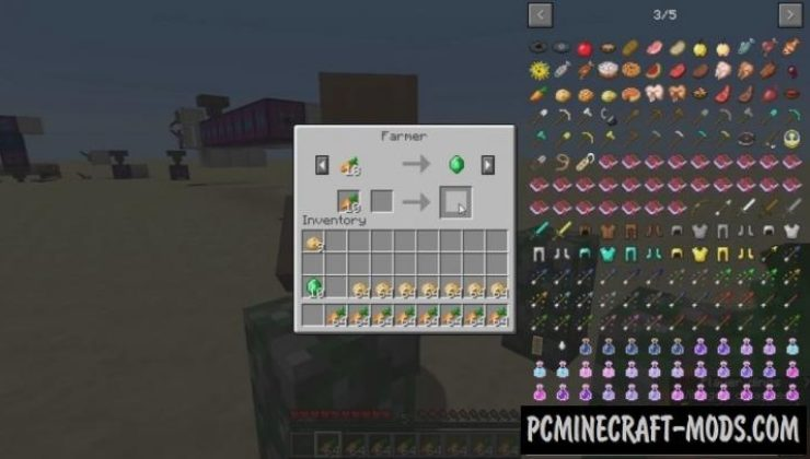 Item Scroller - Inv Tweak Mod For Minecraft 1.16.4, 1.15.2