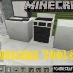 Modern Decoration Minecraft PE Mod / Addon 1.11, 1.10, 1.9.0