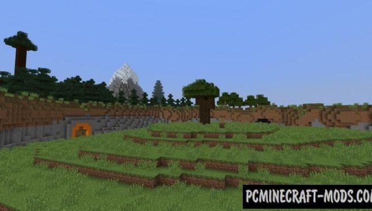 Steve And Herobrine - Adventure, PvE Map Minecraft