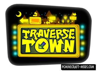 Traverse Town Map For Minecraft