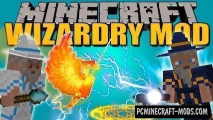 Wizardry Mod For Minecraft 1.12.2