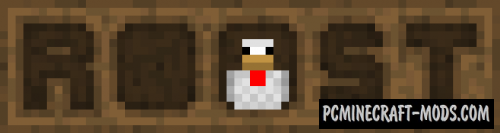 Roost Mod For Minecraft 1.12.2, 1.11.2, 1.10.2