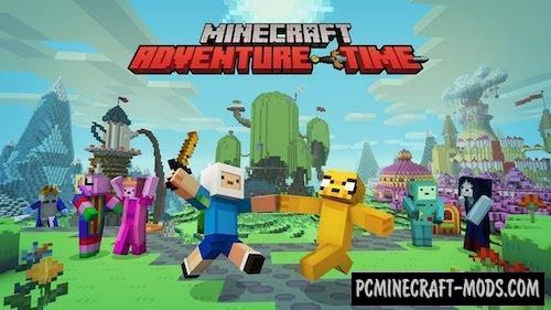 AdventureTime 2 Mod For Minecraft 1.12.2