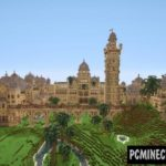 The Mevanian Palace Map For Minecraft