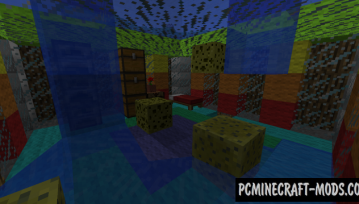 First Edition 16x Texture Pack For Minecraft 1.12.2