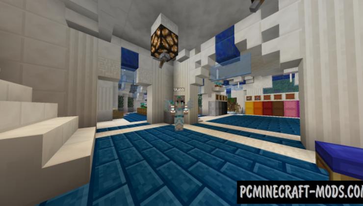 Chunk Restore - Adventure Map For Minecraft