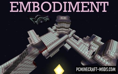 Embodiment Map For Minecraft