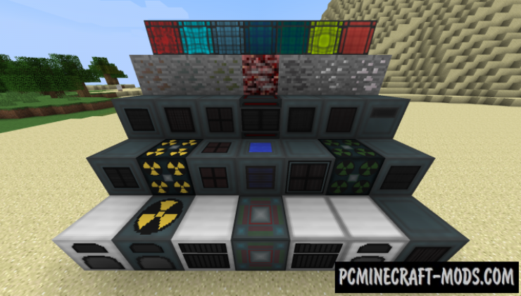 NuclearCraft Mod For Minecraft 1.12.2, 1.11.2, 1.10.2, 1.7.10