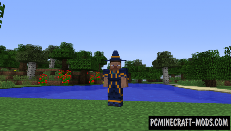 Electroblob's Wizardry Mod For Minecraft 1.10.2, 1.7.10